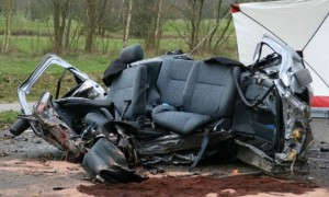 Total loss voertuig