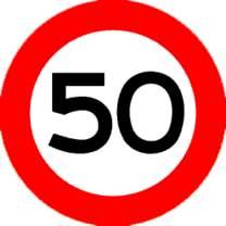 verkeer 50